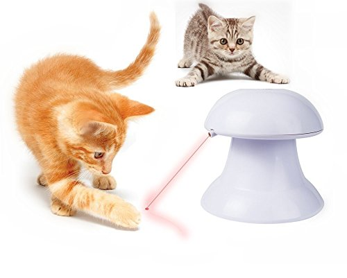 「All4Pets」ペット用品 猫用 ビーム・光るおもちゃ ...