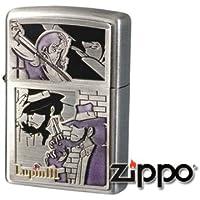 zippoライター レギュラー ルパン三世 Twin Frameツインフレーム No.2次元&五エ門