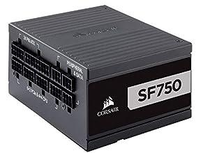 Corsair SF750 -PLATINUM- 750W PC電源ユニット 80PLUS PLATINUM PS837 CP-9020186-JP