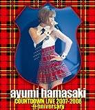 ayumi hamasaki COUNTDOWN LIVE 2007-2008 A(ロゴ)nniversary [Blu-ray]