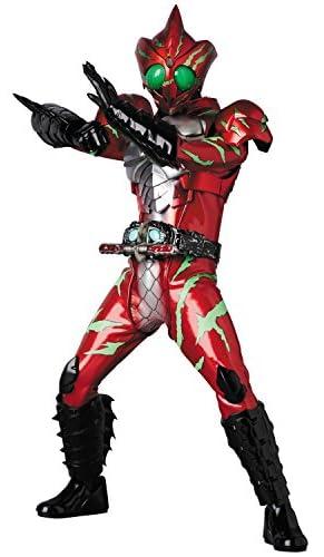 RAH リアルアクションヒーローズ GENESIS 仮面ライダーアマゾンアルファ 『仮面ライダーアマゾンズ』 ABS&ATBC-PVC製 塗装済み 可動フィギュア