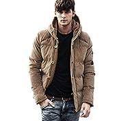 (マガザンレーブ) mgzan rev メンズ ファッション 冬 服 カジュアル ダウン ジャケット...