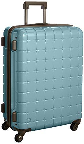 [プロテカ] ProtecA 日本製スーツケース 360(サンロクマル) 61L 02513 12 (シフォンブルー)