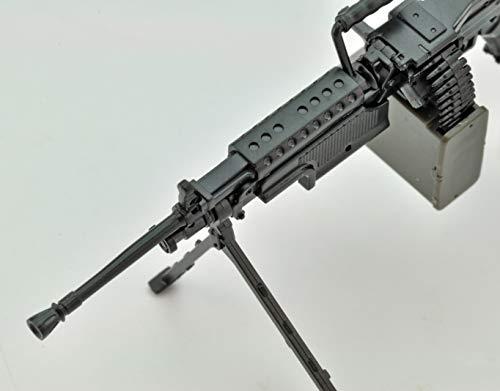 リトルアーモリー LA046 5.56mm 機関銃 プラモデル