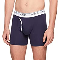 Bonds Men's Guyfront Mid Length Trunk