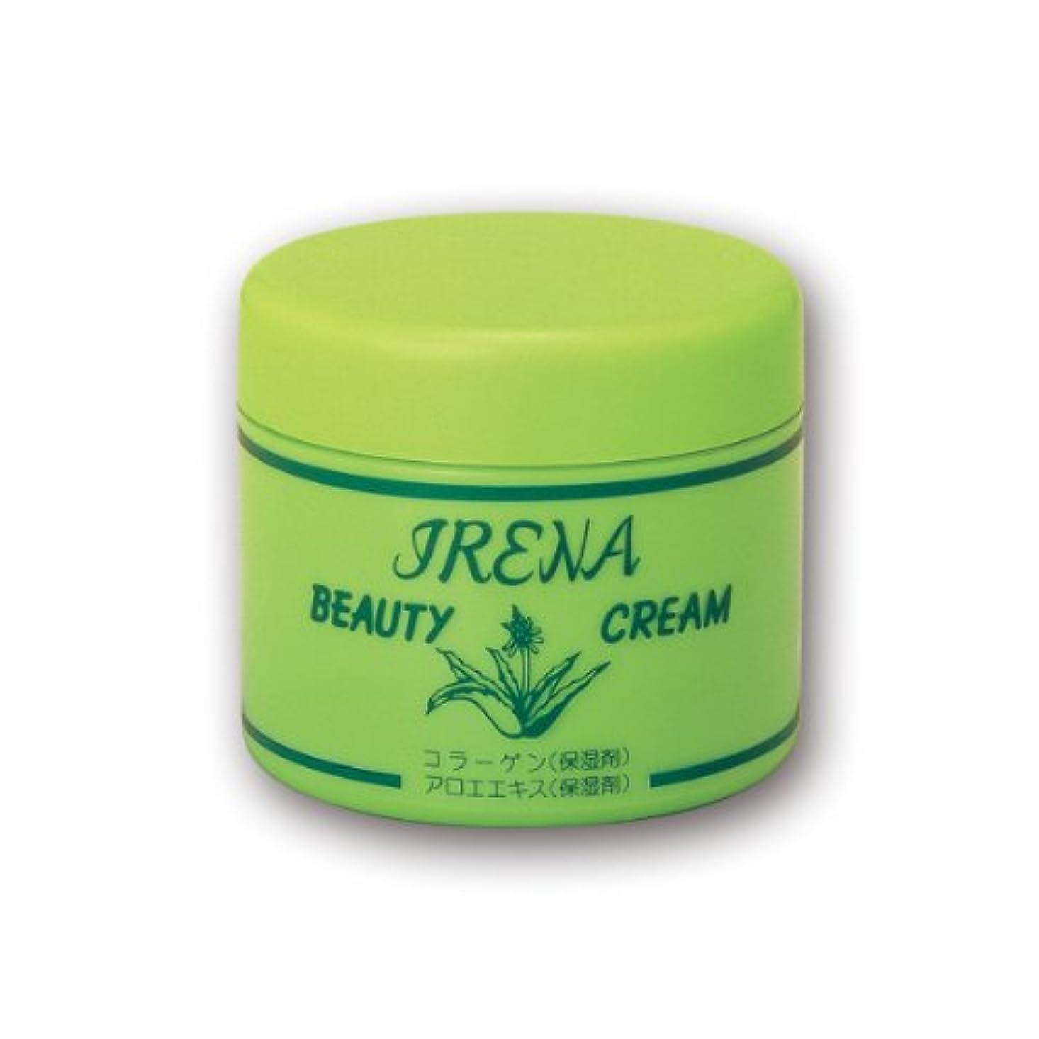 アラバマ緑コスチュームアロエ ハンドクリーム 保湿 手あれ アイリナビュティクリーム 1個