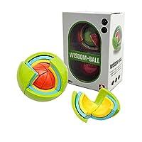 dOvOb おもちゃの益智球3 D立体球を入れて児童立体の3次元空間の創造的な球を詰めて子供を入れて、迷宮球を作ります