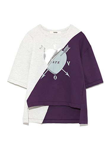 [ファーファー]LOVE &HATE Teeシャツ RWCT182023  ウィメンズ