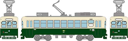 鉄道コレクション 鉄コレ 長崎電気軌道300形 306号 ジオラマ用品 (メーカー初回受注限定生産)