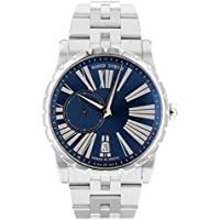 [ロジェデュブイ] ROGER DUBUIS 腕時計 RDDBEX0465 エクスカリバー 42 ブルー文字盤 SSブレス 自動巻き [中古品] [並行輸入品]