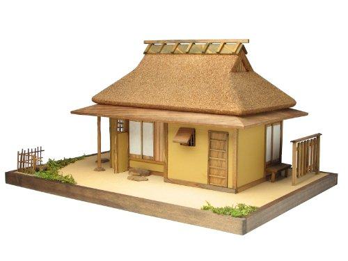 木製建築模型 古都の茶室