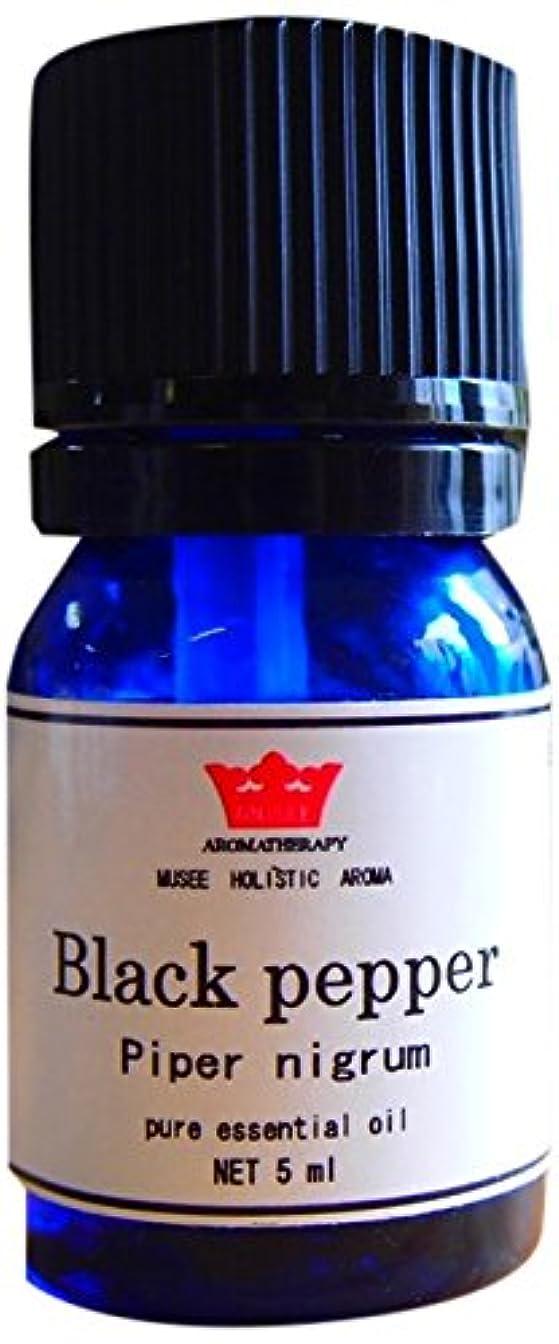 シネマ二次プロフィールミュゼ ホリスティックアロマ エッセンシャルオイル ブラックペッパー 5ml