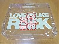 aiko LOVE LIKE ROCK 2 ツアーグッズビニールバッグ レッド