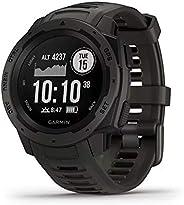 Garmin 010-02064-14 Instinct Outdoor GPS Smartwatch, Graphite