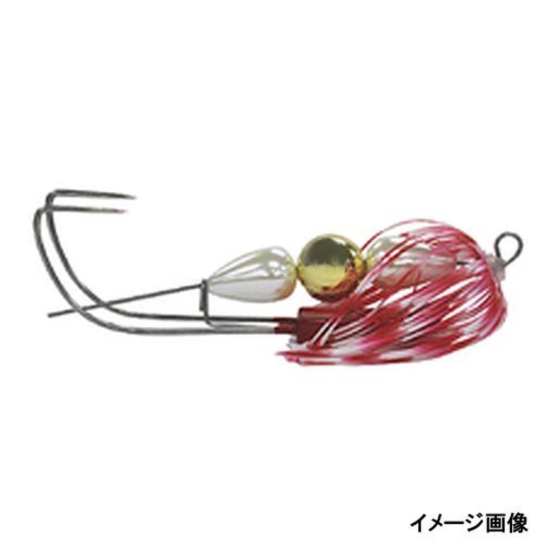真実に定期的に描くハヤブサ(Hayabusa) 自由形タコテンヤ ラバたま キャスト 10号-1 レッドホワイト HR214