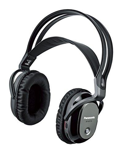 パナソニック 密閉型ヘッドホン ワイヤレス ブラック RP-WF7-K