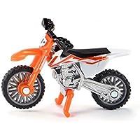<ボーネルンド> Siku(ジク)社 輸入ミニカー 1391 モーターバイク KTM SX-F 450