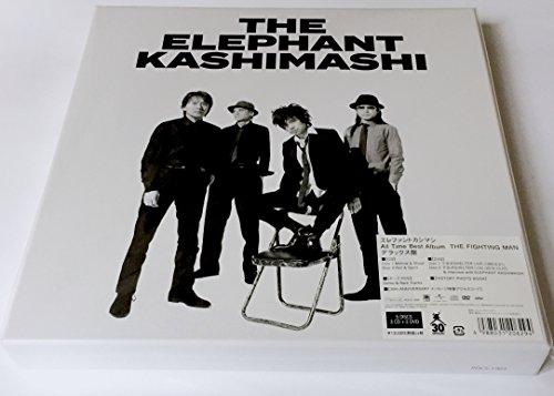 All Time Best Album THE FIGHTING MAN【 デラックス盤 】【 完全受注生産盤 】【 LPサイズ豪華BOX仕様 】【 2CD+ボーナスCD+2DVD+ブック 】