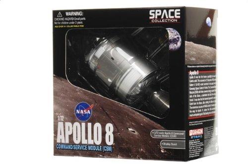 1:72 ドラゴンモデルズ エアロスペース プログラム 50378 North アメリカン アポロ CSM ダイキャスト モデル NASA アポロ 8 Launch 12月 21st 1968【並行輸