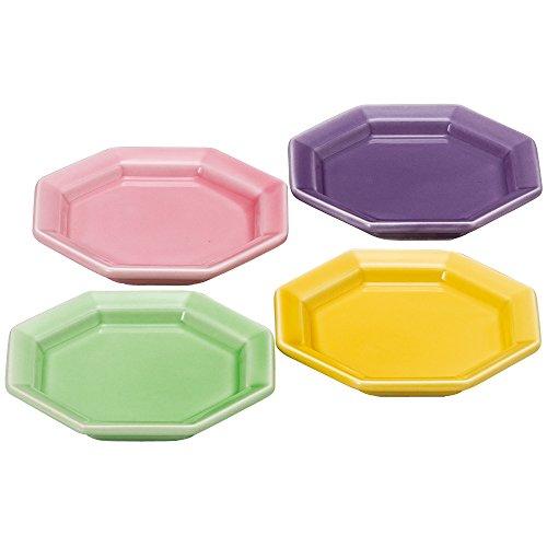 100均の盛り塩セットと一緒に八角のお皿を購入するのがおすすめ