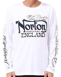 [ノートン] Norton Tシャツ 長袖 スムース MAX ロンT 193N1113