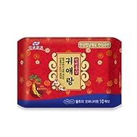 Bodyfit Gierang Natural Red Ginseng Ultra Overnight 10P [Korean Import]