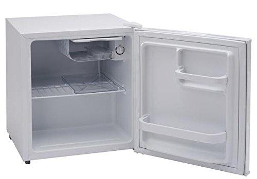 アビテラックス 46L 1ドア冷蔵庫(直冷式)ホワイトストライプAbitelax AR-509E