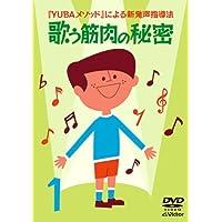 YUBAメソッドによる新発声指導法1「歌う筋肉の秘密」