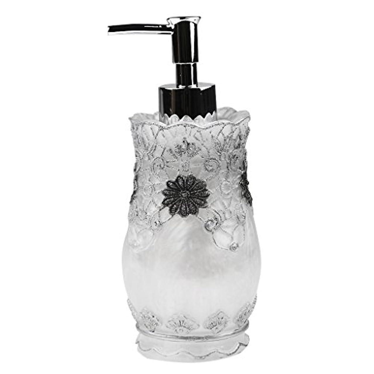 自動化サージあいまいシャンプー ボディークレンザー 液体石鹸などローション適用 詰め替え 樹脂 空 ポンプ瓶 全4種類 - #2