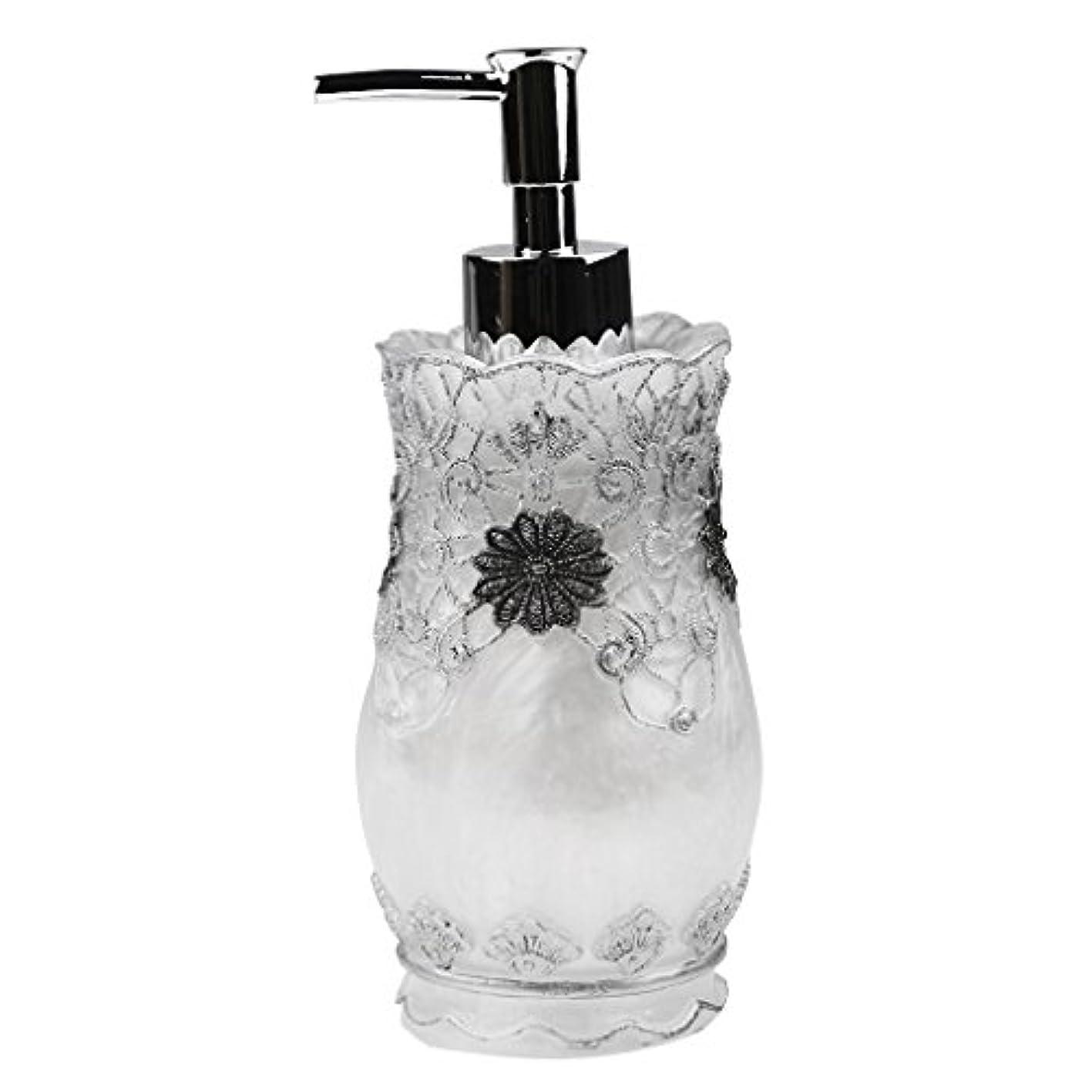 主観的外交セーブシャンプー ボディークレンザー 液体石鹸などローション適用 詰め替え 樹脂 空 ポンプ瓶 全4種類 - #2