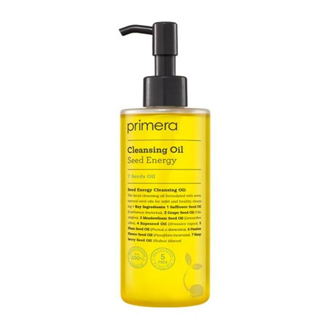 コークスパイプ敬意を表するPRIMERA プリメラ シードエナジークレンジングオイル(Seed Energy Cleansing Oil)150ml
