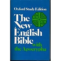 The New English Bible: With the Apocrypha (Oxford Study Edition)【洋書】 [並行輸入品]