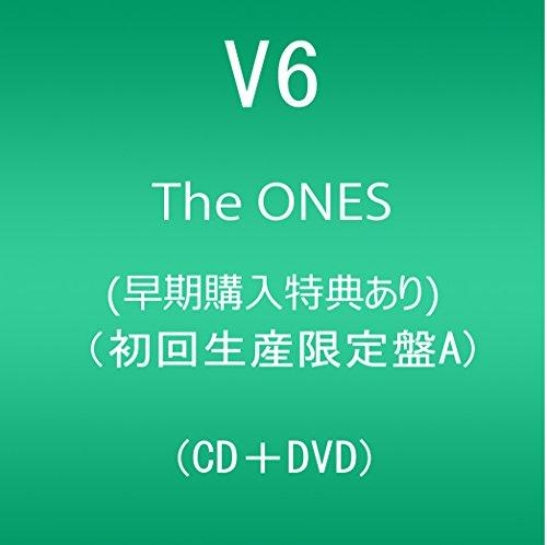 【早期購入特典あり】The ONES(DVD付)(初回生産限定A盤)(オリジナルICカードステッカー付)