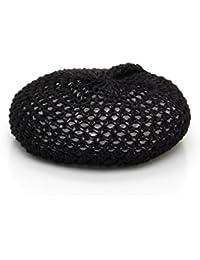 titty&Co. (ティティー アンド コー) ラフィアベレー帽