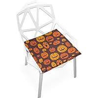 座布団 低反発 かぼちゃ ビロード 椅子用 オフィス 車 洗える 40x40 かわいい おしゃれ ファスナー ふわふわ fohoo 学校
