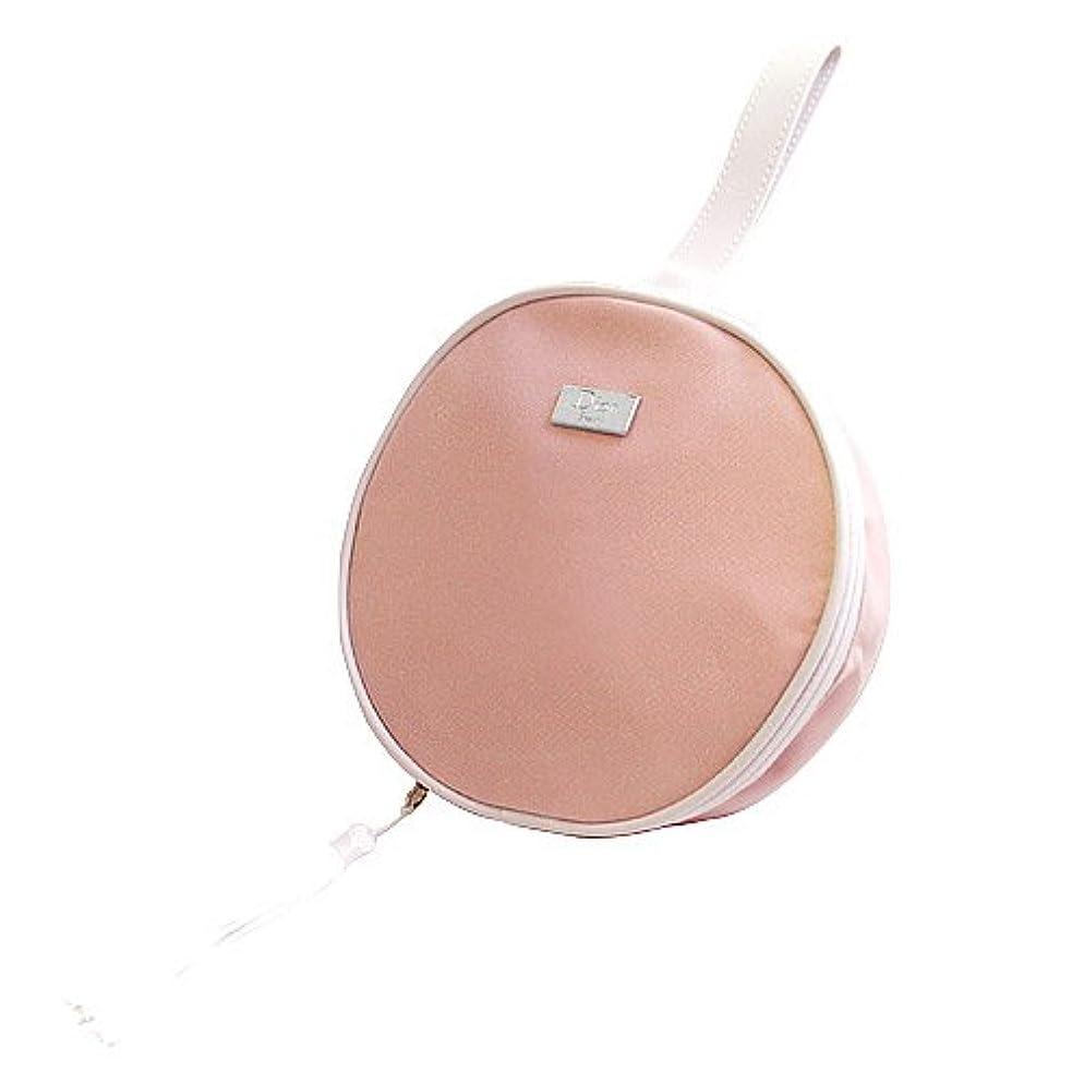 ペア一月外観Dior Beauty (ディオール ビューティー) コスメポーチ 円柱 PK C.D0000000088 PK