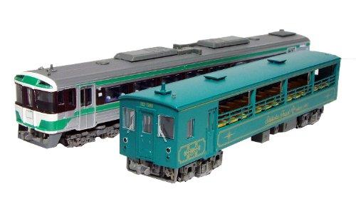 A2381 キハ185+キクハ32 大歩危トロッコ号 2両セット