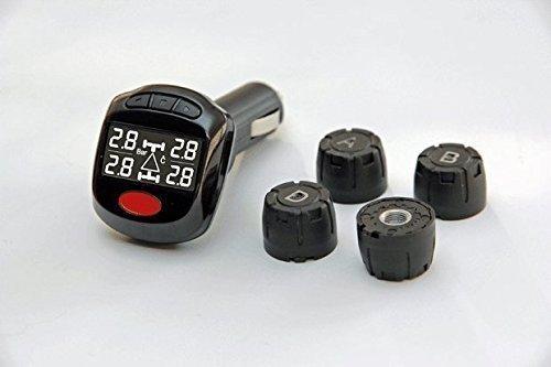 AirmoniP エアモニピー タイヤ空気圧センサーモニター TPMS 国内電波法準拠品
