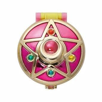 ガシャポン 美少女戦士セーラームーン 変身コンパクトミラー クリスタルブローチ(セーラームーンR) 単品