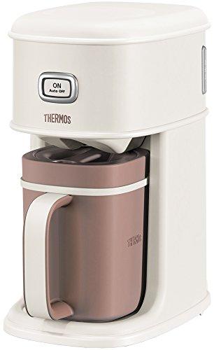 アイスコーヒーメーカー ホワイト 1台