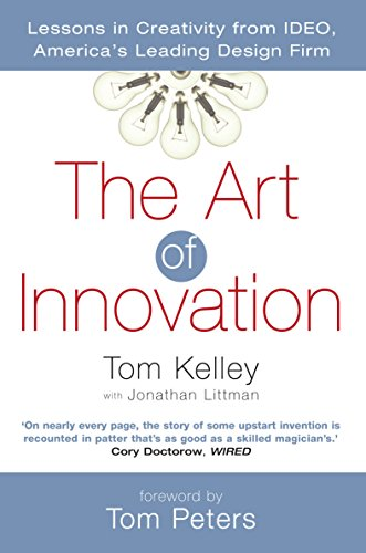 The Art Of Innovation: Lessons in Creativity from IDEO, America's Leading Design Firmの詳細を見る