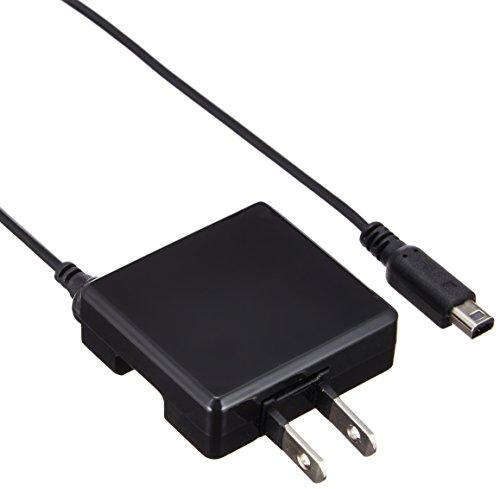 New3DSLL New3DS 3DSLL 3DS New2DSLL 2DS用 本体充電 ACアダプタ [フラストレーションフリーパッケージ (FFP)] ニチガン ALG-AMZAC