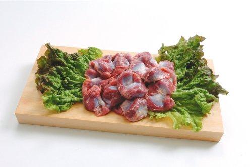 【鶏肉】国産鶏 砂肝 300g スライスして塩コショウ焼き 絶品です 【鳥肉】