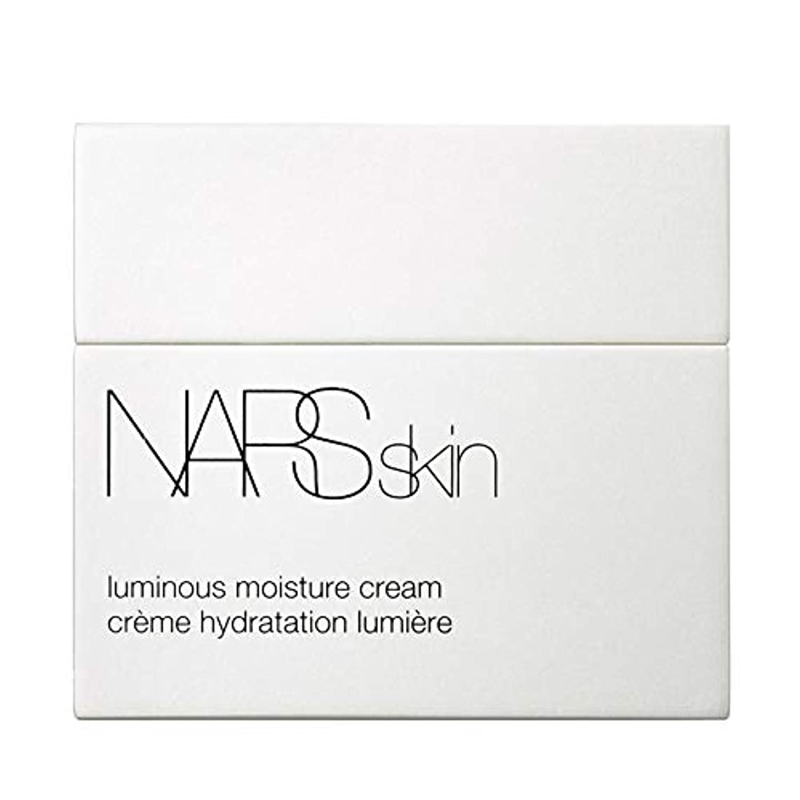 馬鹿げた無線抑圧[NARS] Narは発光水分クリーム - Nars Luminous Moisture Cream [並行輸入品]
