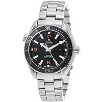 [オメガ]OMEGA 腕時計 Seamaster Planet Ocean ブラック文字盤 コーアクシャル自動巻 600m防水 232.30.38.20.01.002 メンズ 【並行輸入品】