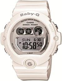[カシオ] 腕時計 ベビージー BG-6900-7JF ホワイト