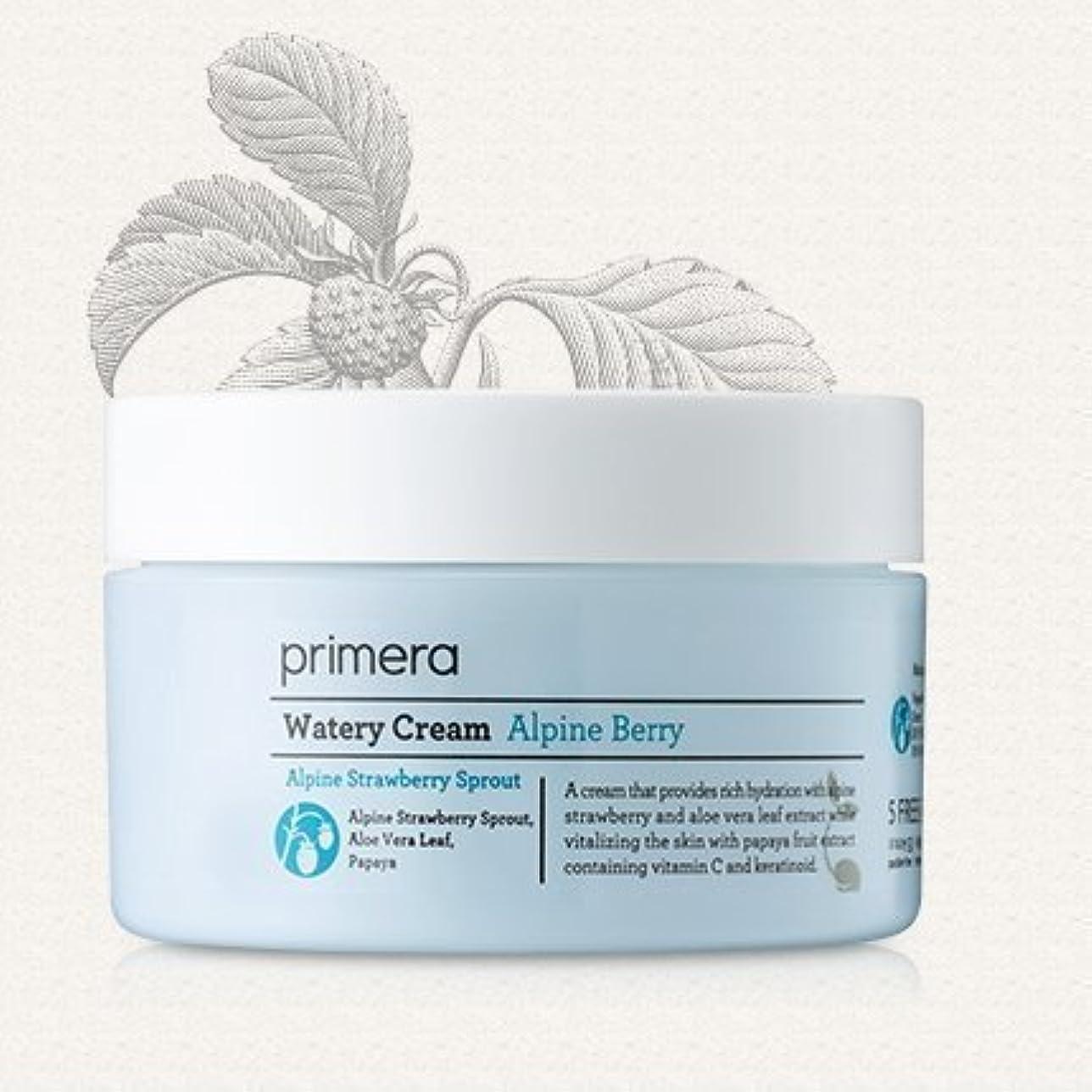 緩やかな鈍い援助Primera Technology プリメーラ アルパイン ベリーで水っぽいクリーム 100 Ml [並行輸入品]