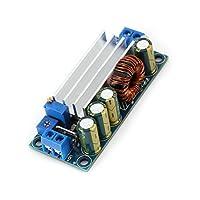 35W 3A CC CV昇圧/降圧ステップアップ/ダウンモバイルカーラップトップ電源モジュール電圧DC-DC 5V-30V〜0.5V-30V