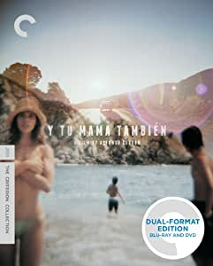 CRITERION COLLECTION: Y TU MAMA TAMBIEN[Blu-ray][Import]