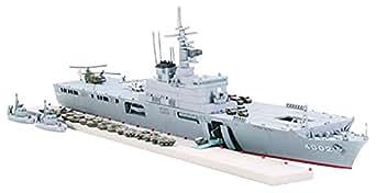 タミヤ 1/700 ウォーターラインシリーズ No.6 海上自衛隊輸送艦 LST-4002 しもきた 31006